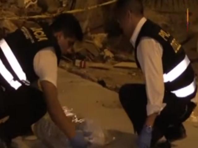 SJM: arrojan cuerpo de recién nacido cerca de estación Atocongo