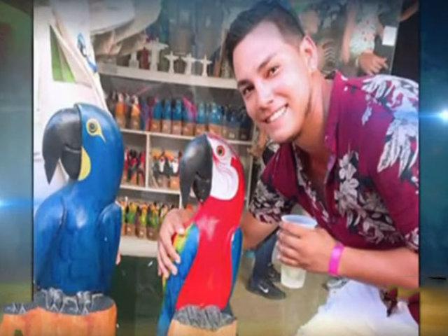 Peruano está desaparecido desde hace siete días en Brasil