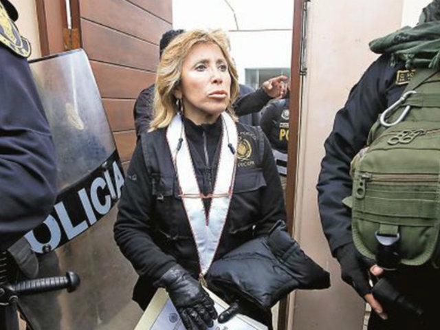 Sandra Castro: fiscal que investiga a 'Los Cuellos Blancos' a favor del retiro de Chávarry y Gálvez