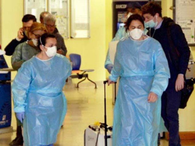 Italia aísla diez pueblos por el coronavirus