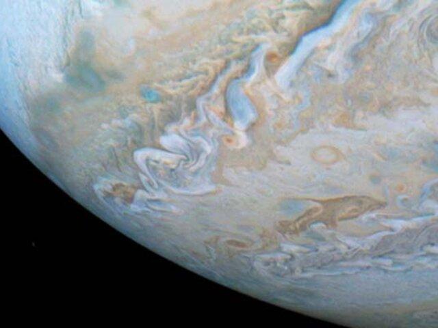 Nasa confirma que hay agua en Júpiter