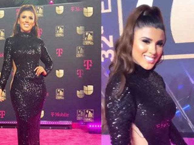 Yahaira Plasencia: Presidente de Univisión me invitó a Premios lo nuestro