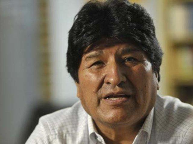 Evo Morales: Fiscalía de Bolivia ordena su detención por terrorismo