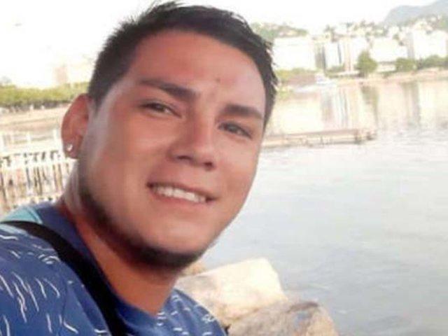 Peruano desapareció tras viajar a Brasil para pasar San Valentín con su pareja