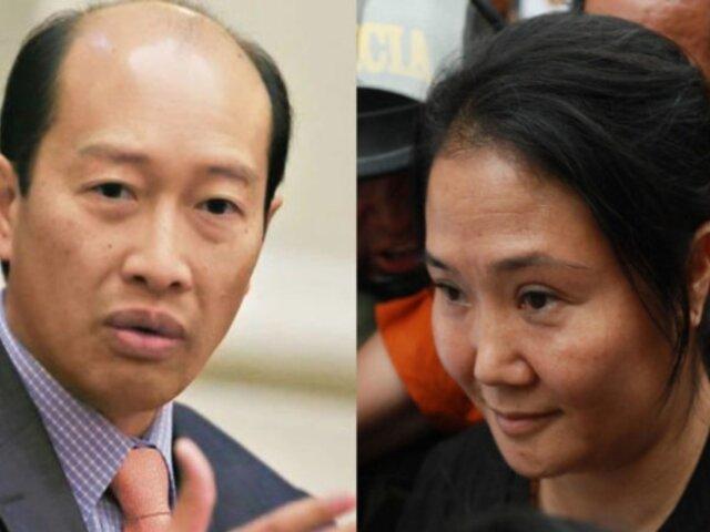 Empresario José Sam confesó que fue uno de los falsos aportantes a campaña de Keiko Fujimori
