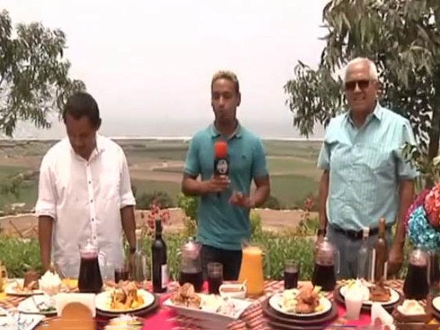 Combinado visita Huaral para disfrutar de su cultura y gastronomía