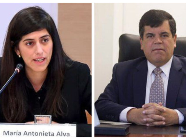 """Ministra Alva sobre titular de Petroperú: """"Rechazo cualquier tipo de violencia"""""""