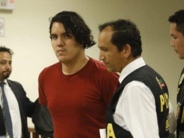 Caso Solsiret: Kevin Villanueva implicado en asesinato apelará orden de prisión preventiva