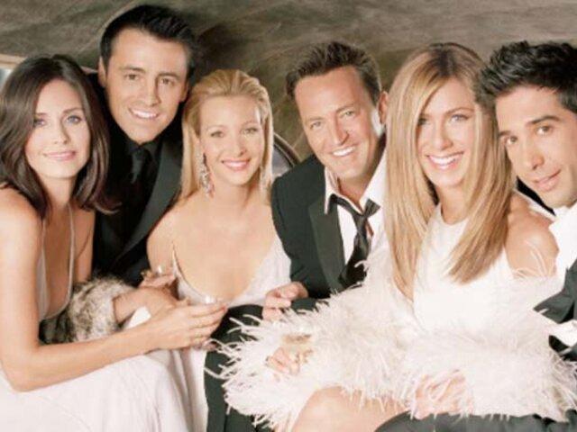 """""""Friends"""": la reunión de los seis amigos es una realidad"""