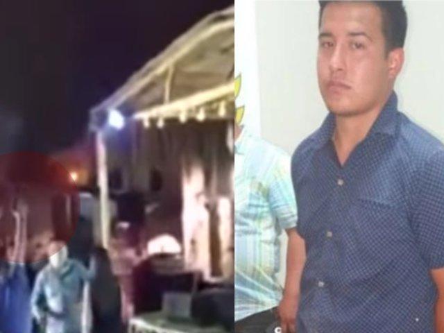 Trujillo: detienen a policía que disparó al aire en concierto de cumbia