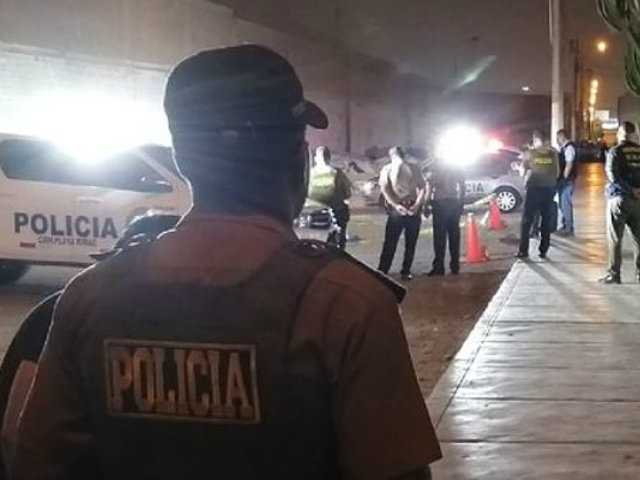 Callao: asesinan a extranjero cuando se desplazaba en una moto lineal