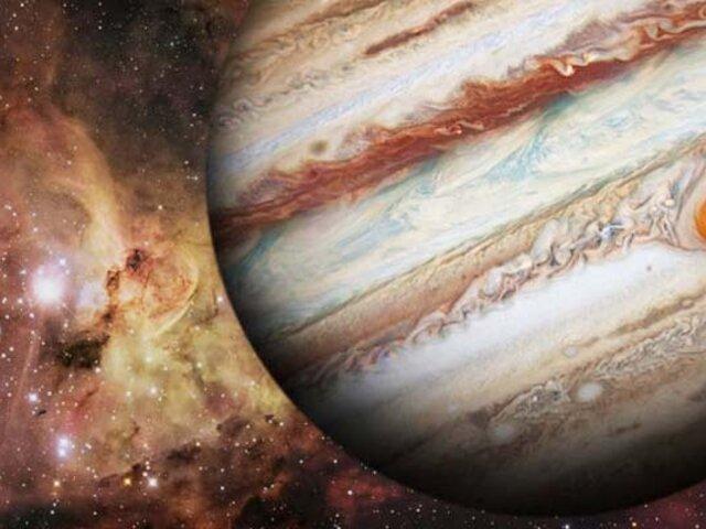 Si en Júpiter hay agua, ¿Por qué no puede albergar vida?