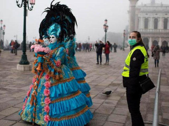 Italia enfrenta el mayor brote de coronavirus en todo Europa