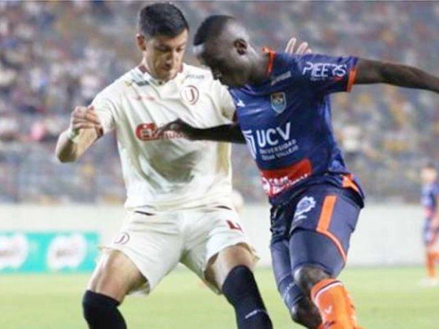 Torneo Apertura: Universitario cayó 2-0 ante César Vallejo y perdió el invicto