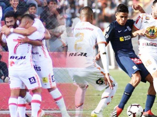 Alianza Lima cayó por 2-0 ante Ayacucho FC por la fecha 4 del Torneo Apertura