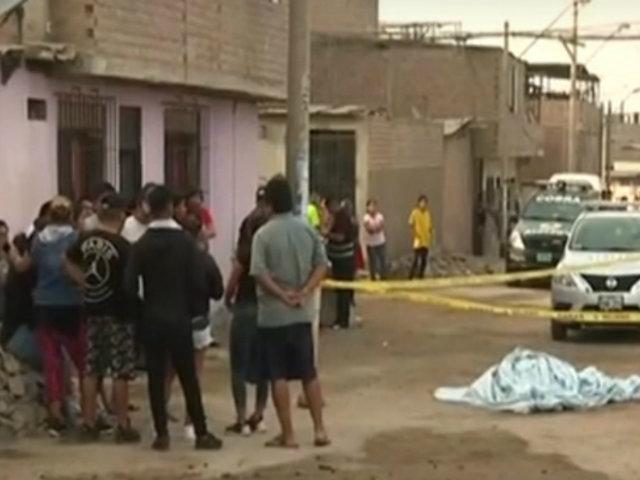 Villa El Salvador: balacera en fiesta de cumpleaños deja un muerto y 8 heridos