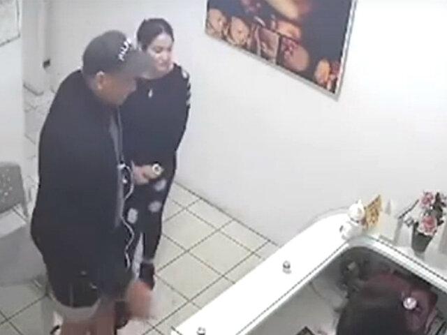 Santa Anita: con modalidad del 'falso embarazo' asaltan consultorio
