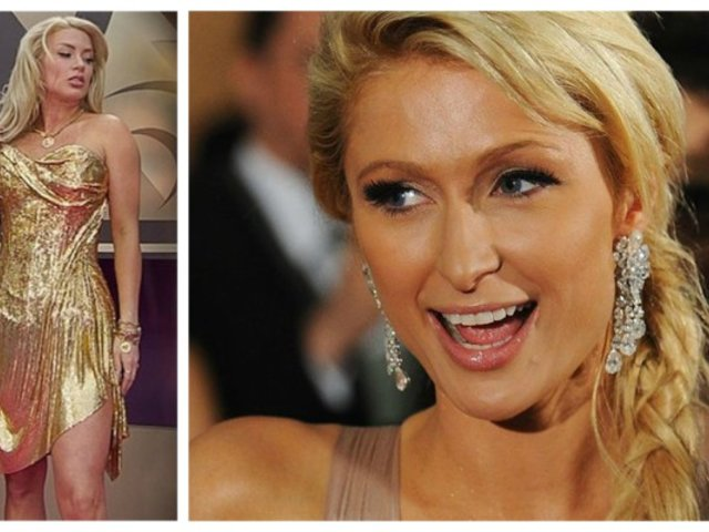 Leslie Shaw: Paris Hilton quedó cautivada por vestido que lució en Premio Lo Nuestro 2020