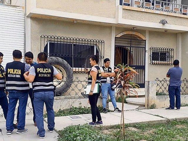 Piura: ladrones asaltan a invitados de un bautizo y balean a dos asistentes