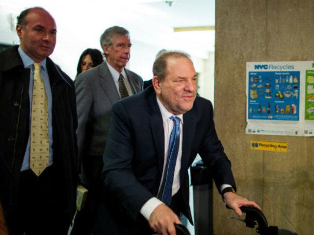 Harvey Weinstein va a prisión tras ser declarado culpable de abusos sexuales