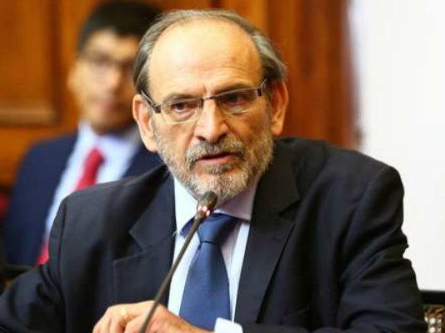 Fiscal Domingo Pérez explicó porqué se detuvo a Yehude Simon