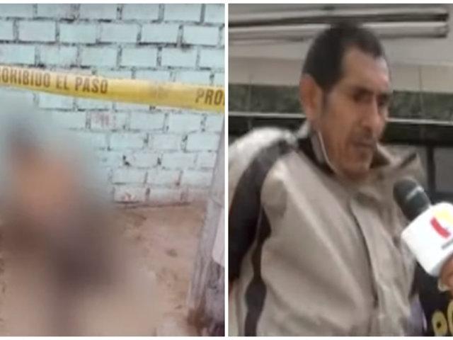 Con el torso desnudo: así hallaron muerto a acusado de tocamientos indebidos que fue liberado