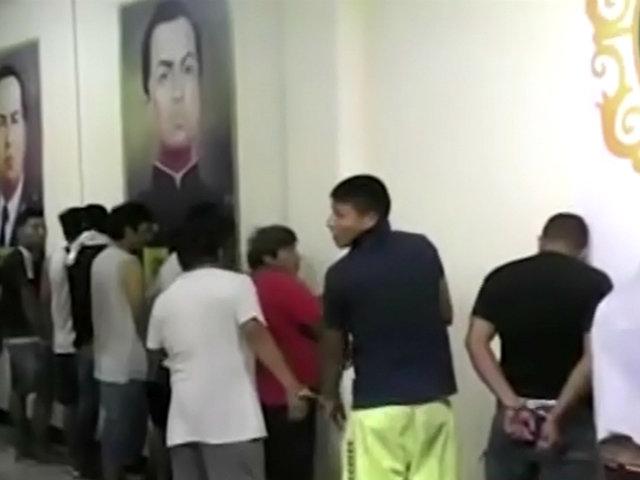 Santa Clara: detienen a más de 50 miembros de mafia de usurpadores de terrenos