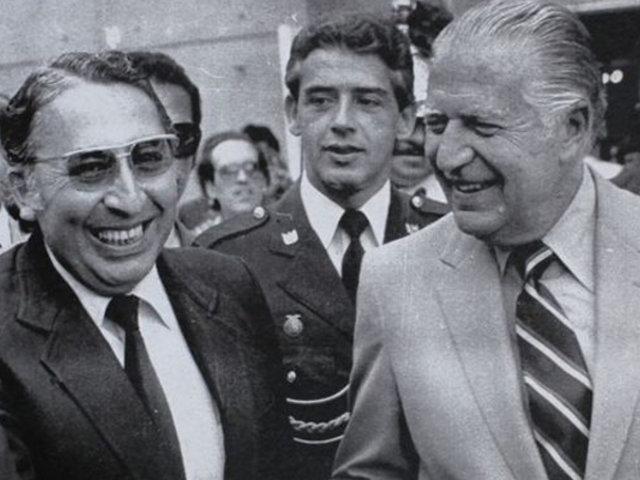 Fallece Ramón Alfaro Remón, recordado imitador de Fernando Belaunde Terry