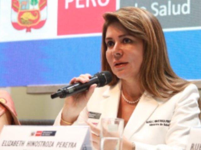 Minsa informó las medidas implementadas para afrontar posible pandemia de coronavirus
