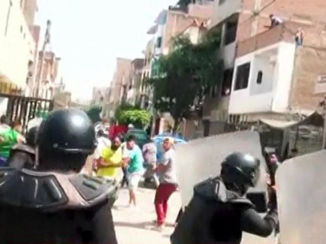 Mototaxistas informales en Surco: piden intervención de brigada de crimen extranjero