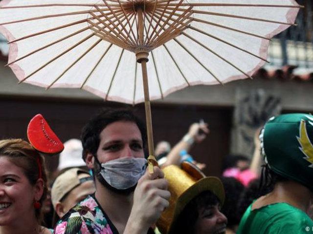 Gobierno de Brasil confirma caso de coronavirus, el primero en América Latina
