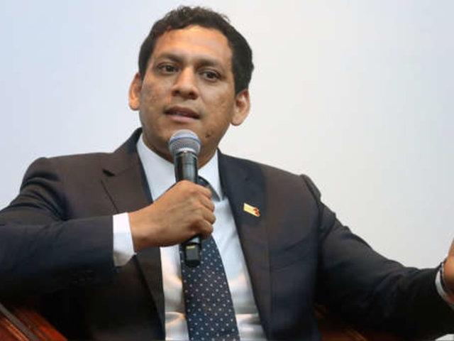 Luis Valdez: virtual congresista de APP descarta vínculos con caso Cuellos Blancos