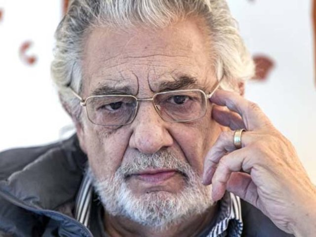 """España: cancela actuaciones de Plácido Domingo """"en solidaridad con las mujeres afectadas"""""""