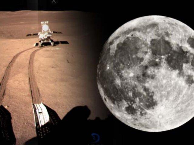 China revelará de qué está hecha la cara oculta de la Luna