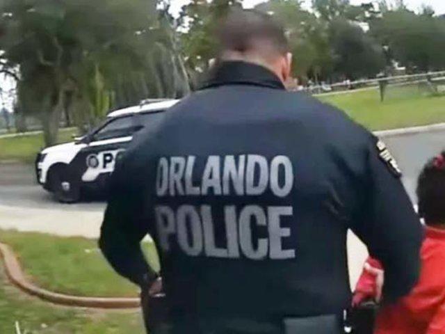 EEUU: arrestan a niña de 6 años y se la llevan esposada