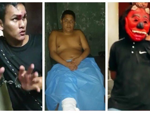 'Los exterminadores de la 18': venden droga en todo Lima Este y usan a menor como sicario