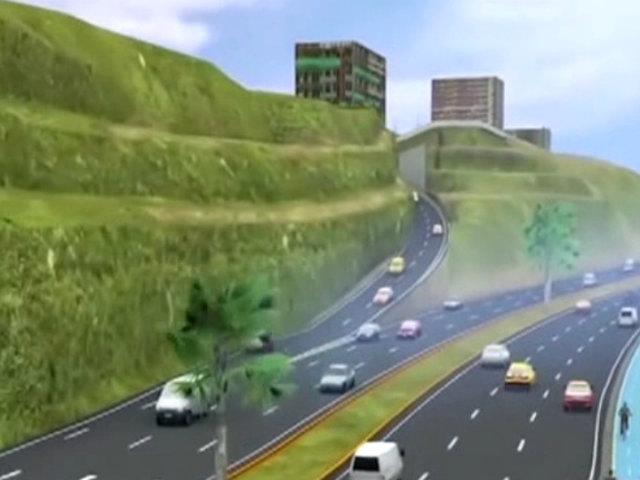 Avanzan obras de la Costa Verde: inauguran tramo av. Escardó y jirón Virú en San Miguel