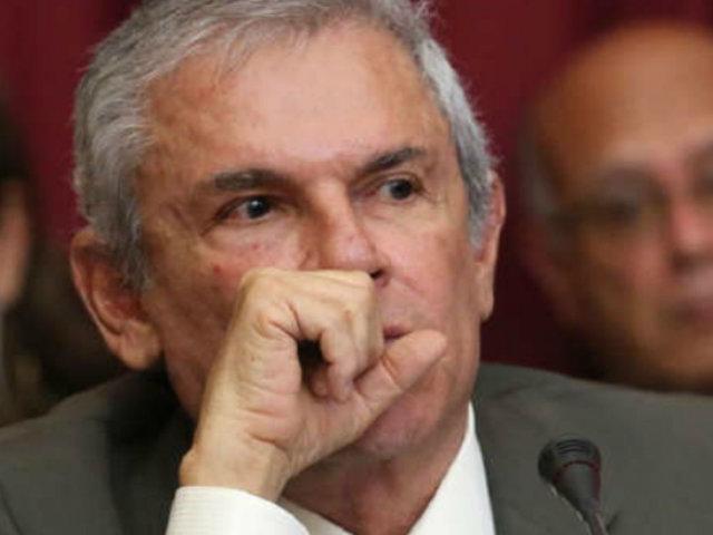 Caso Luis Castañeda Lossio: PJ evaluará apelación de prisión preventiva