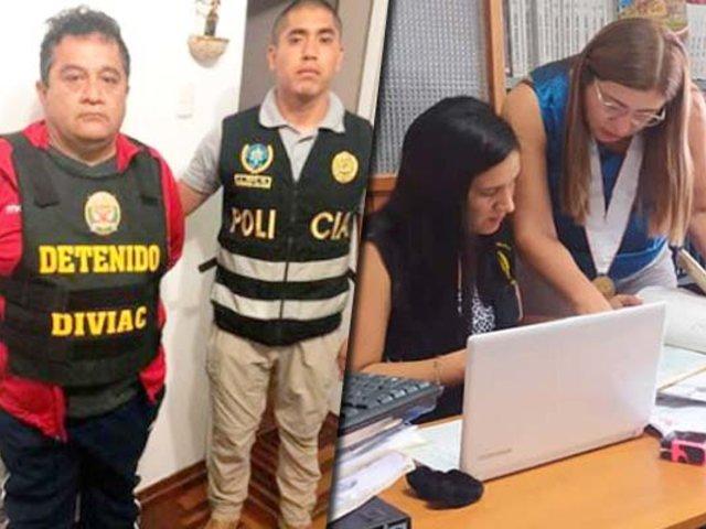 Trujillo: cae banda integrada por catedráticos que vendían títulos falsos
