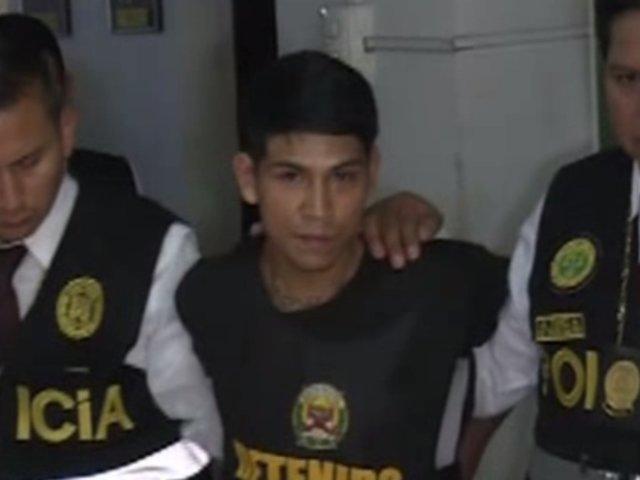 SMP: capturan a sujeto acusado de asesinato