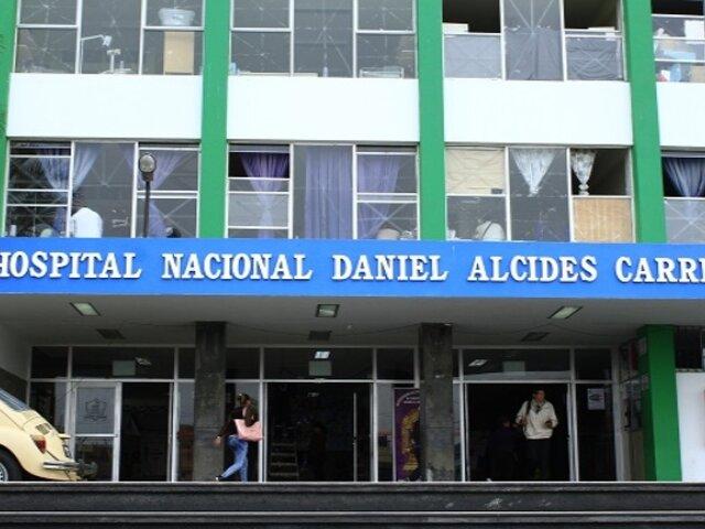 ¿Por qué el Hospital Daniel Alcides Carrión no fue considerado para atender casos por coronavirus?