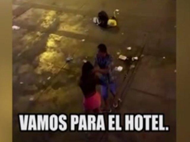 Vecinos exigen presencia policial por prostitución en hoteles cerca de Plaza Norte