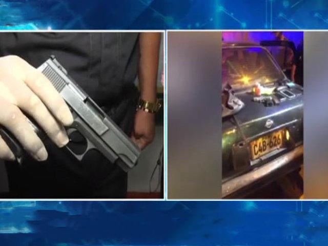 Barranco: capturan banda de falsos colectiveros que asaltó a tres jóvenes