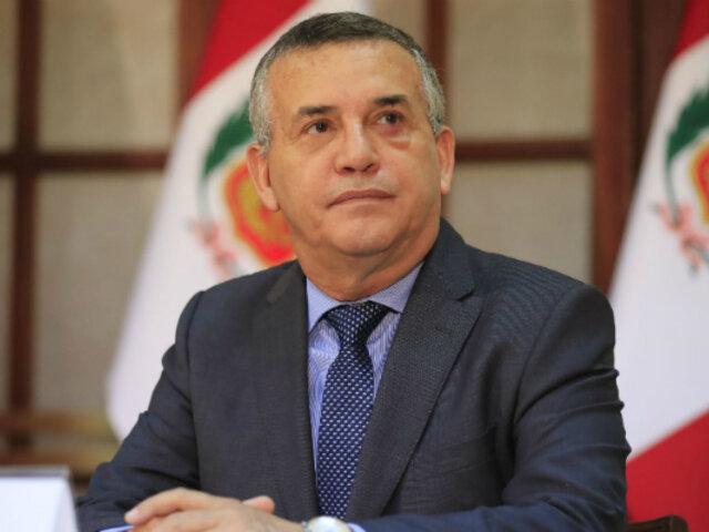 Daniel Urresti aseguró que Podemos Perú respaldará eliminación de inmunidad parlamentaria