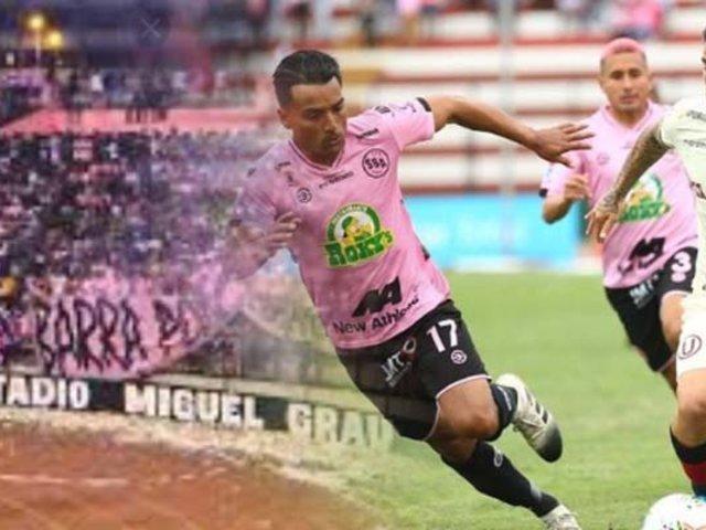 Sport Boys vs. Universitario en el Callao se jugará solo con hinchada rosada