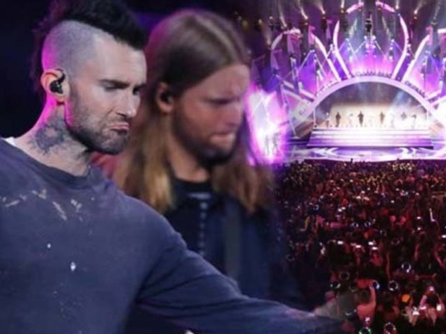 """Chile: Maroon 5 ofrece disculpas por conducta en """"Viña del Mar"""""""