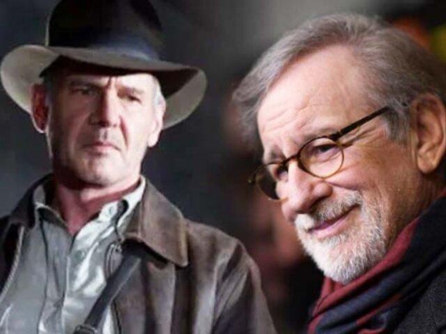 Steven Spielberg abandona la dirección de 'Indiana Jones 5'