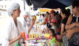Breña: novedosa campaña escolar en el Hospital del Niño
