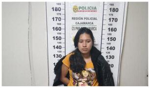 Cajamarca: mujer estrangula a su hija de 1 año y 9 meses