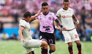 Sport Boys y Universitario de Deportes empatan 3-3 en el Callao